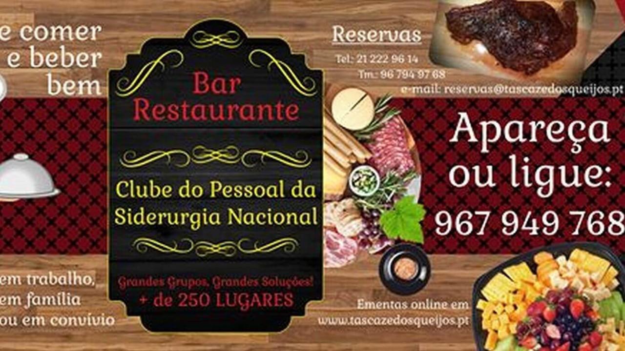 Bar Restaurante Clube do Pessoal da Siderurgia Nacional